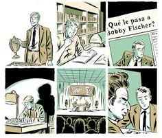 Blog del ilustrador y dibujante de cómics Max Vento: La partida del Siglo