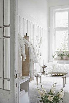83 beste afbeeldingen van KLEUR ✽ Wit Interieur   White Interior in ...