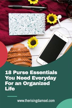 Every day purse essentials for an organized life! Keep these items handy for an easier time when stressful situations arise. You can be prepared! #organized #organization #minimal #musthaves #women #lists #purseessentials #bagessentials #cutepurse #accessories #girlboss #boss #blogger Diy Household Tips, Purse Essentials, Diy Cleaners, Easy Home Decor, Work From Home Moms, Life Organization, Make More Money, Mom Blogs, Money Tips