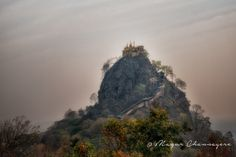 Mt.Popa - Myanmar by Mayur Channagere - Photo 147237395 - 500px