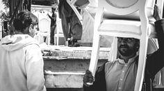 #man at #work #working #blackandwhite #bn