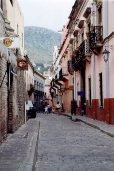 Guanajuato, Guanajuato.  Been here, would love to go back