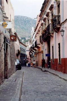 Guanajuato, Guanajuato Calle El Truco