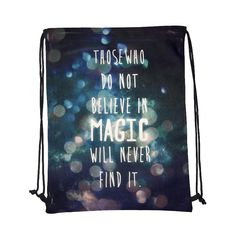 Believe in Magic Shoulder Bag - Electro Threads™