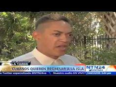 Exprisioneros cubanos quieren regresar a Cuba en apoyo a sus familias pe...