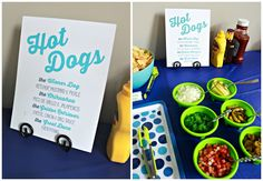 Holy cuteness! Puppy Dog Party Ideas for Kids. Dog themed food, decor, and more.