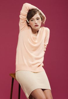 In the Pink - Teresa by Saskia Wilson for Fashion Gone Rogue