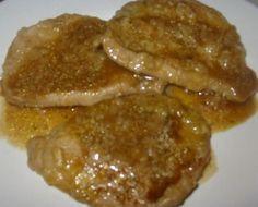 Fettine di lonza di maiale all'aceto balsamico   Blog di cucina facile e piatti semplici