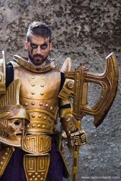 Nerv-0 - Dwemer Armor Krasnoludzka Zbroja TES V Skyrim
