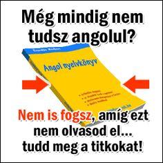 Angol nyelvkönyv! Nézd meg most!