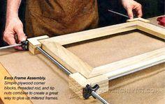 3043-DIY Frame Clamp