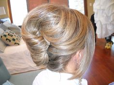 Mother of the Bride's Hair