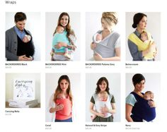 The Wrap by Solly Baby Review by Lacey Rabalais  Great for new moms, expecting moms!  Would be a great gift!  Baby wearing is a wonderful thing.  Hands free and baby is happy.