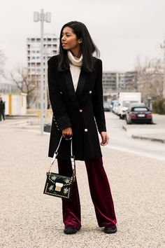 From velvet pants to military coats - K MEETS STYLE- A Greek Based Fashion, Lifestyle, Travel Blog by Konstantina Antoniadou
