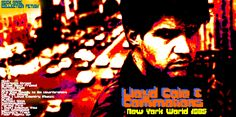 LLOYD COLE & COMMOTIONS - New York World: 1985 ARTISTIC COVER Of DANILO JANS ART Dal sito ROCK RARE COLLECTION FETISH rockrarecollectio... e DANILO JANS ART danilojansart.blo... Works of Danilo JANS executed in mixed media . Visionary artist and surrealist Italian , creates his works thanks to a connection with parallel universes. Danilo Jans was born in 1957 and lives in Pont Saint Martin in the Aosta Valley ( Italy )