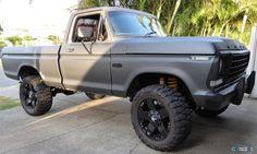 old ford trucks 79 Ford Truck, Ford Pickup Trucks, 4x4 Trucks, Diesel Trucks, Custom Trucks, Cool Trucks, Ford 4x4, Ford Bronco, Custom Cars
