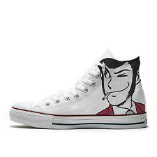 scarpe converse con disegni