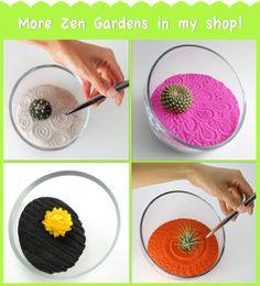 My modern Zen Garden creations. :)