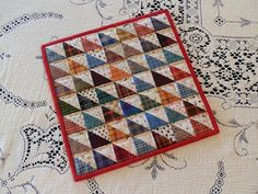 HSTs - great quilting