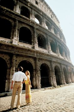 Explore the grounds of the Colosseum in Rome #travel #RoyalCaribbean #cruise