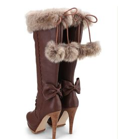 2013 new women's winter boots. Do you like it ?