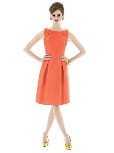 Alfred Sung Style D628 http://www.dessy.com/dresses/bridesmaid/d628/