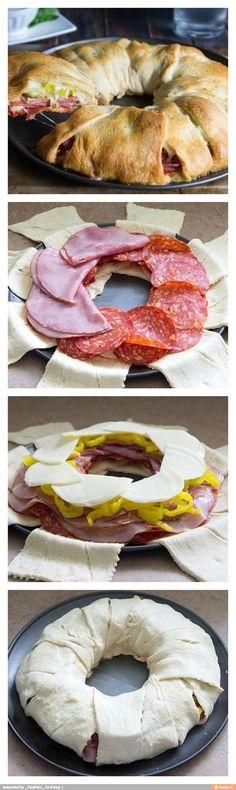 Italian crescent roll