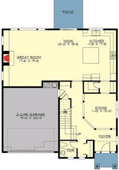 Flex Space Plus A Bonus Room 23541JD 2nd Floor Master Suite Bonus