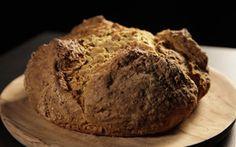 Pão irlandês: anote a receita do pão rústico integral