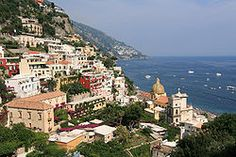 Positano the most romantic place on earth!