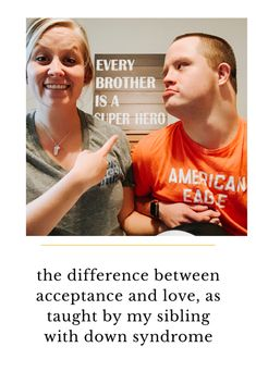 Down syndrome love Women In China, R Words, Down Syndrome Kids, Evil World, Christian Resources, Real Facts, Be A Better Person, Sibling, Everyone Else