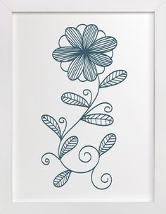 Doodles & Sketches by aticnomar at minted.com