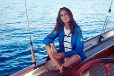 Spring jackets to keep you dry no matter your adventure. Henri Lloyd Women's Jackets now live online.