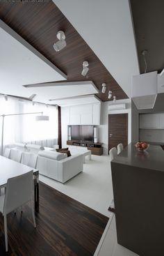 Apartment Renovation in Moscow / Vladimir Malashonok