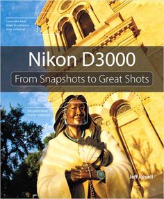 Amazon.com: Nikon D3000: From Snapshots to Great Shots eBook: Jeff Revell: Kindle Store