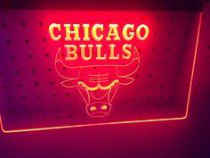 Chicago, Chicago Bulls, Jordan, NBA sign, NBA Light, Chicago bulls Light, Bulls Sign by WhatsYourSignPNW on Etsy https://www.etsy.com/listing/259452624/chicago-chicago-bulls-jordan-nba-sign