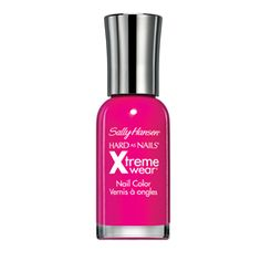 Hard As Nails Xtreme Wear  Xtreme strength + shine    Read all 11 reviews  Match your manicure to your mood! Fun, trendy shades — collect them all and change your nail polish as often as you like!