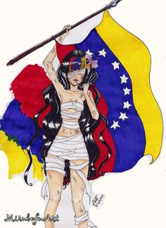 Milbeth Morillo (VE) SOS VENEZUELA