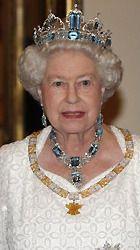 Den engelska drottningen