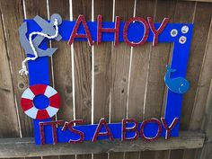 Photo Booth frames are now available ! Message me for more info and for all custom orders visit my shop on etsy.com /SweetBowsandRibbons . . . . . . . #bluebabyshower #summerbaby #nautical #nauticalbabyshower #photobooth #ahoy #ahoyitsaboy #sailor #navy #creative #handmade #glitter #babyshower #babyshowerboy #evedeso #eventdesignsource - posted by Sofia Valverde https://www.instagram.com/sofii_luv. See more Baby Shower Designs at http://Evedeso.com