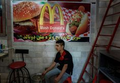 A Burger Joint That's Iran's Answer to McDonald's - NYTimes.com