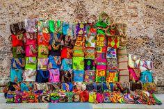 The Wayúu: Colombia's most famous weavers – Lonely Planet Weaving Process, Hand Weaving, Textiles, Living Off The Land, Ceramic Pots, Indigenous Art, Geometric Designs, Crochet Designs, Lonely Planet