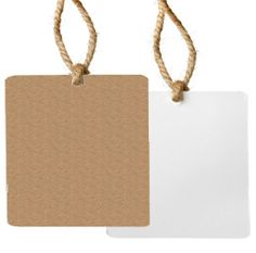 brown kraft and white hang tags for your inkjet or laser printer. In case your thinking of making anything that needs cute craft labels. You can buy by the sheet and shipping is cheap!! Used them many times for jar gifts and xmas gifts. Need a decent printer