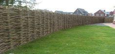 Vrbové proutěné ploty a hatě