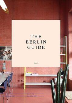 Online cityguides for the design traveller. Berlin Club, Berlin Hotel, Berlin Art, Berlin Travel, Germany Travel, Packing List For Travel, Travel Guide, Passport Travel, European Vacation