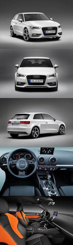 2013 Audi A3 love it just different interior!