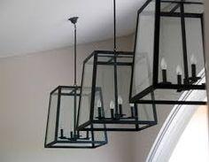 Belgian glass lanterns
