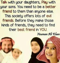 Berkawan Dengan Anak-anak