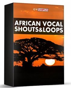 C-V Samples African Vocal Tribal Shouts And Loops WAV [FREE] screenshot