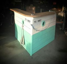 Easy Boat Bar